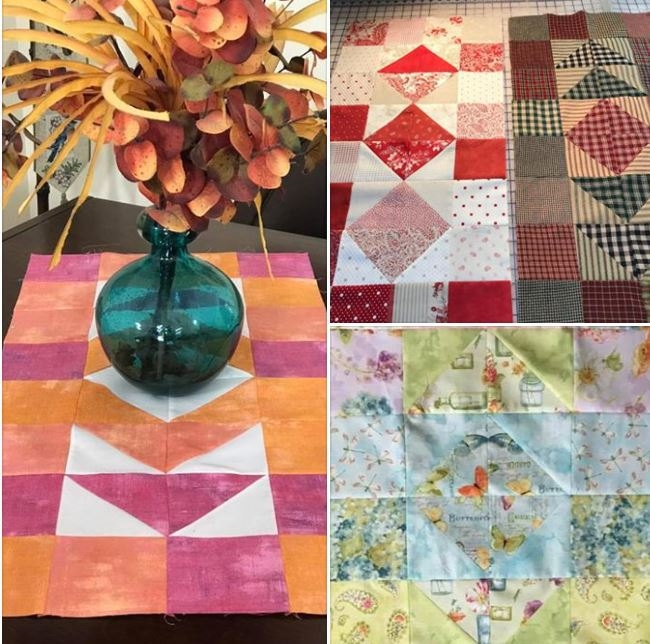Table Runner Sew Along